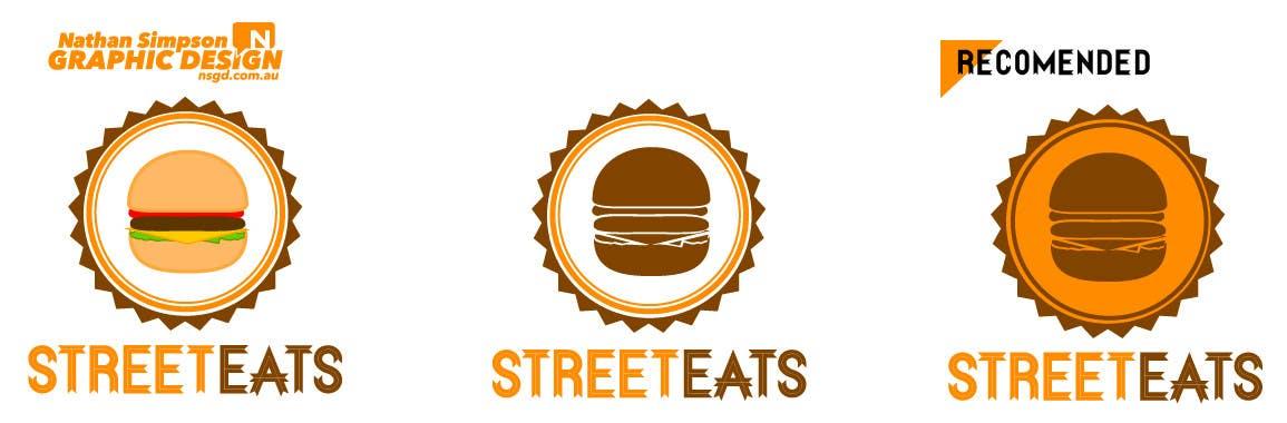 Penyertaan Peraduan #                                        31                                      untuk                                         Logo Design for Street Eats