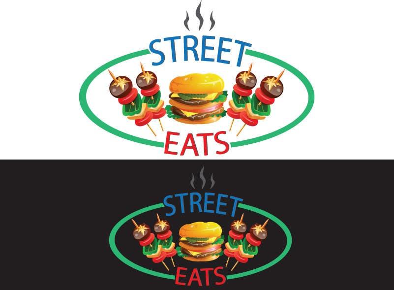 Penyertaan Peraduan #                                        37                                      untuk                                         Logo Design for Street Eats