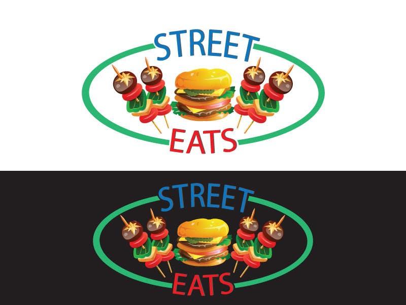 Bài tham dự cuộc thi #                                        38                                      cho                                         Logo Design for Street Eats