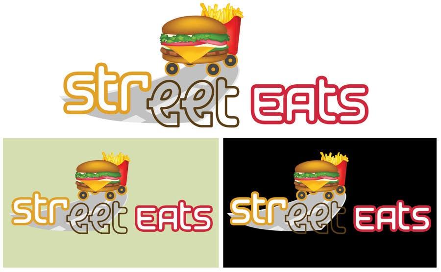 Bài tham dự cuộc thi #                                        7                                      cho                                         Logo Design for Street Eats