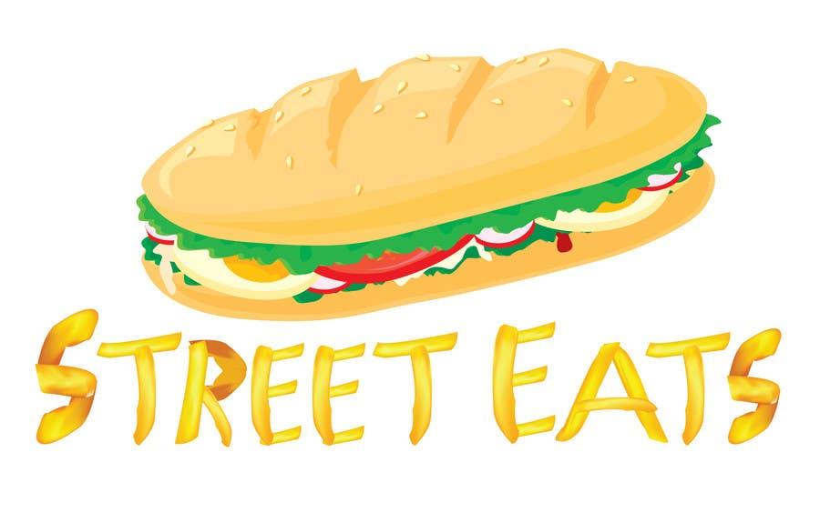 Penyertaan Peraduan #                                        30                                      untuk                                         Logo Design for Street Eats