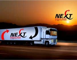 #262 para Logo Design for NEXT HAULAGE por whitecat26