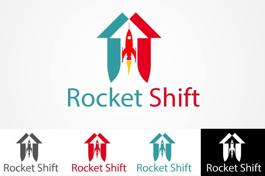 Inscrição nº 149 do Concurso para Logo Design for Rocketshift