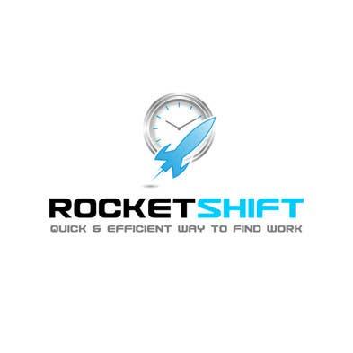 Inscrição nº 159 do Concurso para Logo Design for Rocketshift