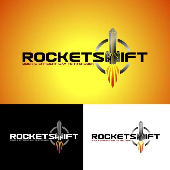 Inscrição nº 179 do Concurso para Logo Design for Rocketshift