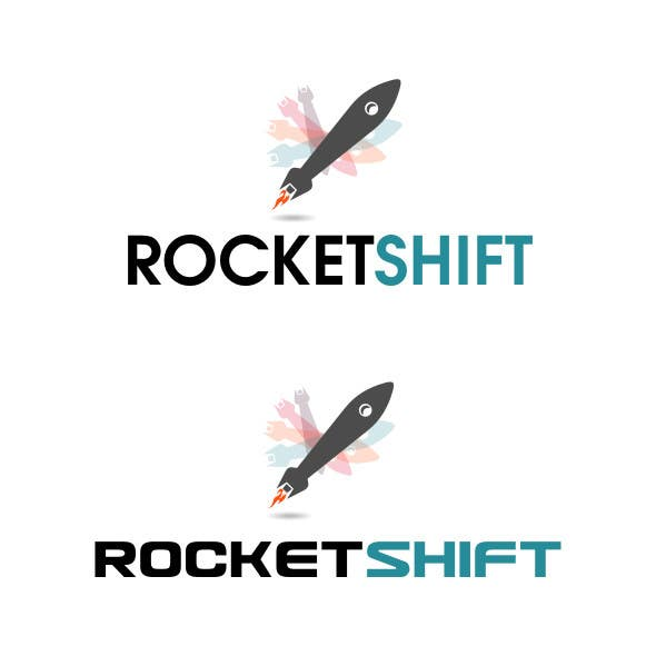 Inscrição nº 190 do Concurso para Logo Design for Rocketshift