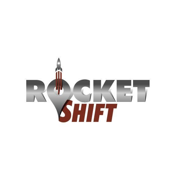 Inscrição nº 228 do Concurso para Logo Design for Rocketshift