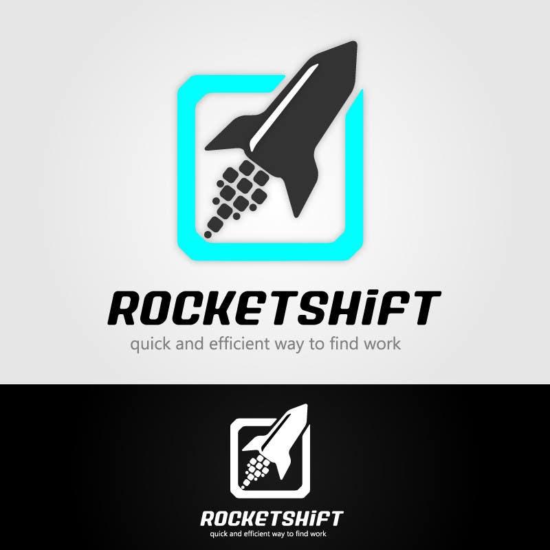Inscrição nº 43 do Concurso para Logo Design for Rocketshift