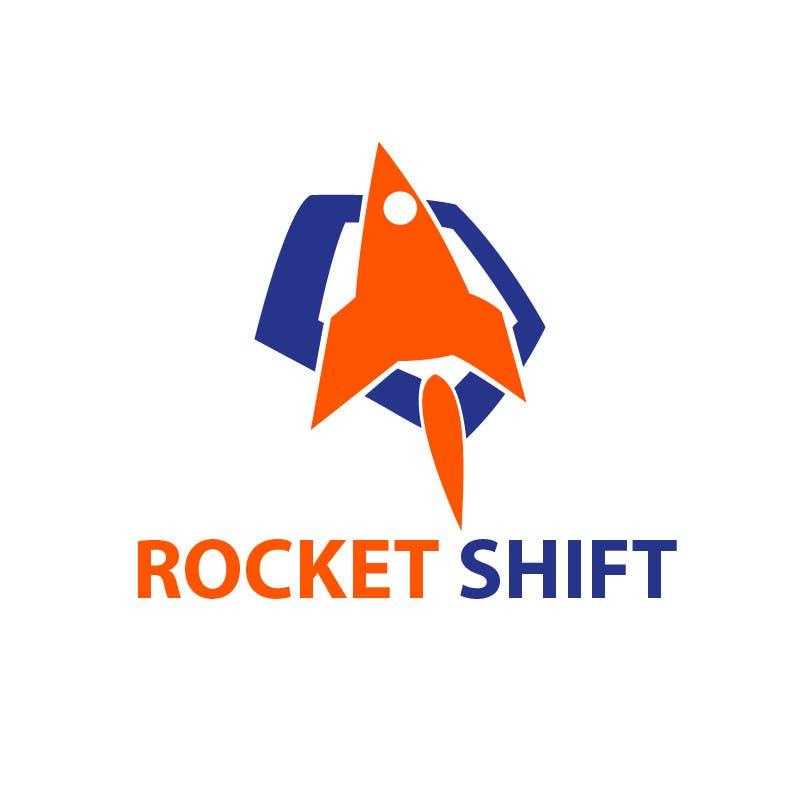 Inscrição nº 85 do Concurso para Logo Design for Rocketshift