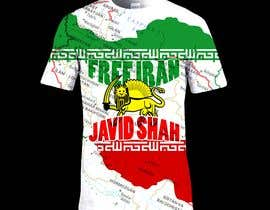 #29 untuk Traditional Iranian Images on Sublimated Tee oleh rsbd14