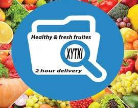 #43 untuk i need a logo for my fruits and vegatables delivery app oleh sabeelamumtaz