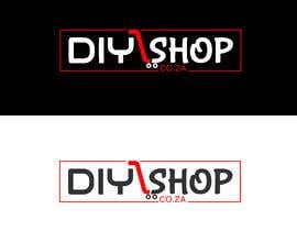 #377 cho Logo Design diyshop.co.za bởi anupghos