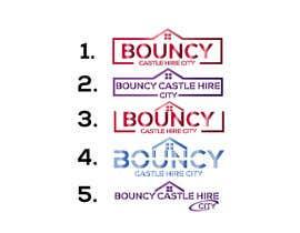 #52 untuk Bouncy Castle Hire Logo oleh mdmoniruzzamanm2