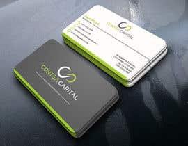 Nro 363 kilpailuun Business Card käyttäjältä Faisal802