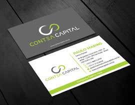 Nro 353 kilpailuun Business Card käyttäjältä sohelrana210005