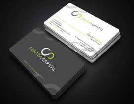 #595 for Business Card by freelancerridoy1