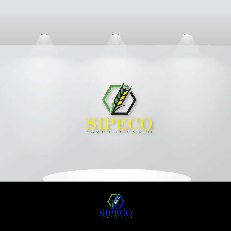 Contest Entry #203 for Logo Design - Eco-friendly rice straw : SIPECO