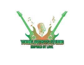 #42 pentru Logo design for Young Artists Studio de către akmalhossen