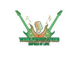 #43 pentru Logo design for Young Artists Studio de către akmalhossen