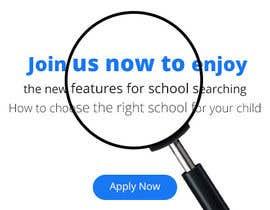 Nro 65 kilpailuun Build me a website banner for signup käyttäjältä kashifkiduniya