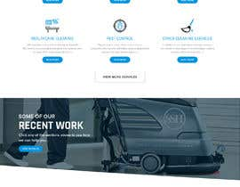 #20 for Website Design & Build - Commercial Cleaning by saidesigner87