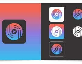 #601 for I need a logo for a music app icon. af indraDhe