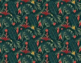 #21 for Graphic design for floral print to be used on fabric by darshna19