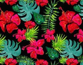 #16 для Graphic design for floral print to be used on fabric от Sallyhamed79