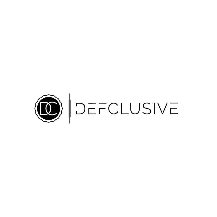 Kilpailutyö #1794 kilpailussa Defclusive needs a logo!