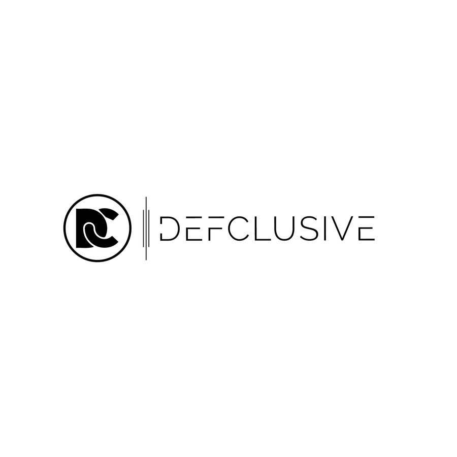 Kilpailutyö #1821 kilpailussa Defclusive needs a logo!