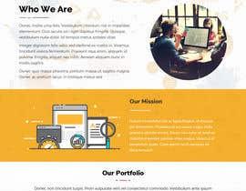 nº 108 pour New IT company needs a website design par anusri1988