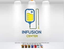 #288 for build me a logo for my medical infusion clinic af kawshair