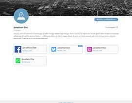 #12 cho Single webpage for user profiles bởi shakilaiub10