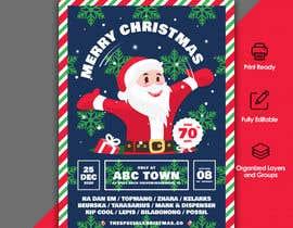 #17 para Design 2x Flyers for Christmas Carols at Mandalay 2019 por rubel820746