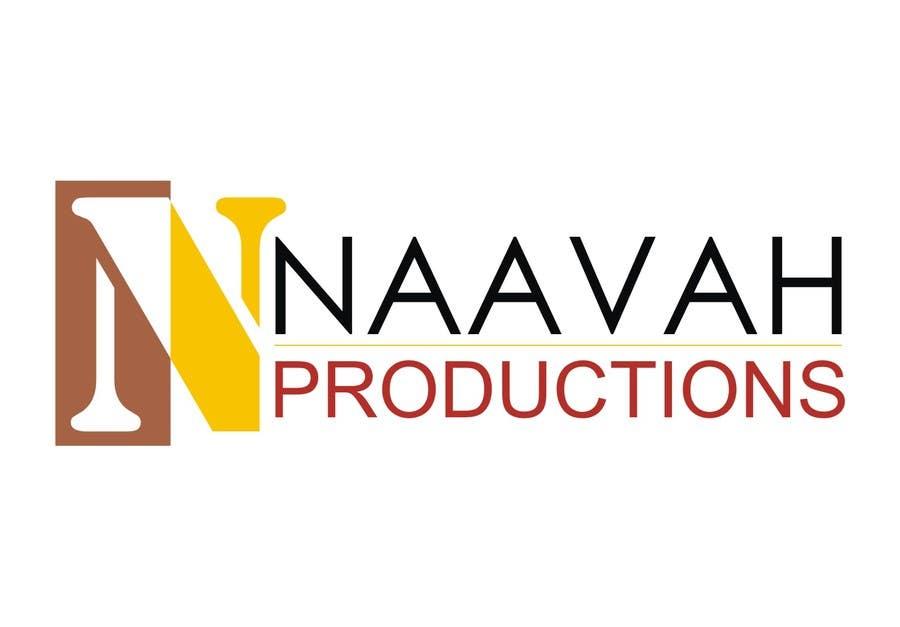Konkurrenceindlæg #                                        114                                      for                                         Logo Design for NAAVAH PRODUCTIONS