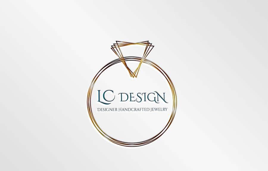 Kilpailutyö #108 kilpailussa Logo Desdign for an a handcrafted jewelry sales (silver necklaces, beaded necklaces bracelets business - ebay