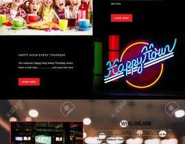 #8 untuk Website Design For a Bar and Steakhouse oleh Anishsapkota000