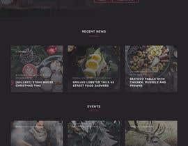 #2 untuk Website Design For a Bar and Steakhouse oleh israfilhossain49