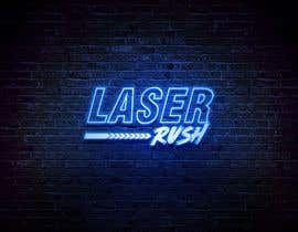 #233 for Logo design for 'Laser Rush', a new laser tag concept for children. af klal06