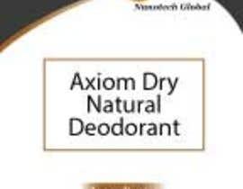 #14 para Design a Deodorant Label por saminaakter20209