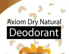 #19 para Design a Deodorant Label por saminaakter20209