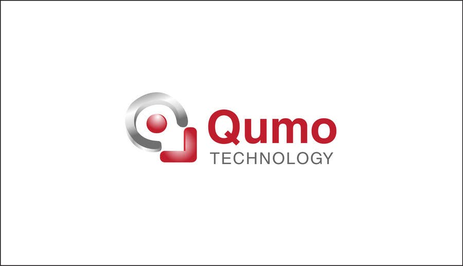 Kilpailutyö #                                        76                                      kilpailussa                                         logo design Qumo technology