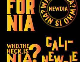 Nro 64 kilpailuun Tshirt graphic design CA käyttäjältä mdminhajuddin