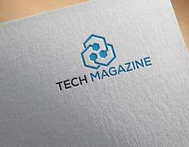#28 for Design a branding kit for online Tech Magazine af Sritykh678