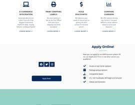 #55 cho Fix color and design of Wordpress Elementor landing page bởi nadeem77860
