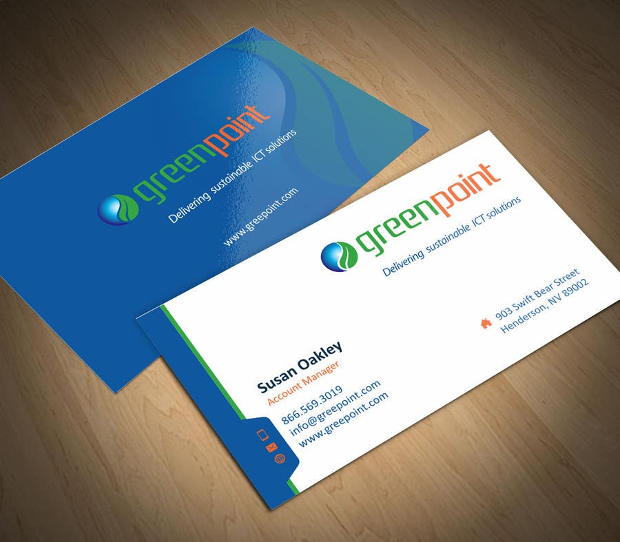 Entry 12 By Ezesol For Design Business Cards Stationery For Ict
