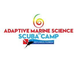 #61 для I need a LOGO for a marine science and adaptive scuba camp for children with disabilities ages 10-16 от reygarcialugo