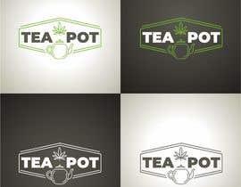 kchrobak tarafından Logo design for tea cannabis company için no 245