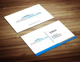 #331 para Need a New Business Card Design for Medical Practice por shafinshahriar