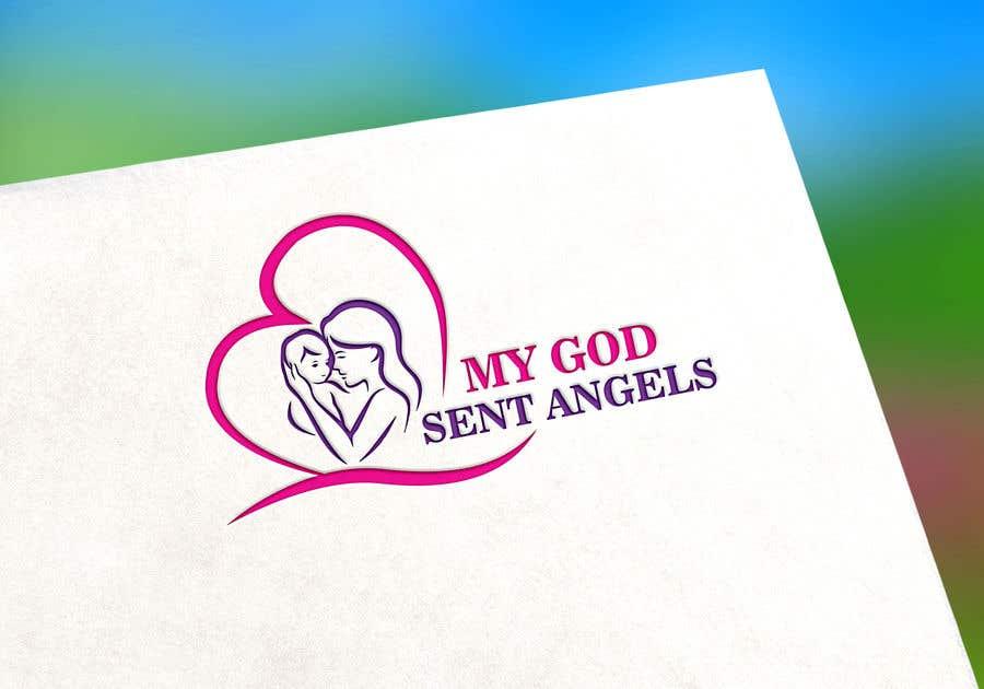 Bài tham dự cuộc thi #80 cho Design a logo for My God Sent Angels
